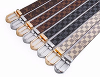 Hot 2019 New Fashion Mens Business Belts Automatic Buckle Ge...