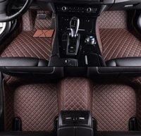 3D de luxe personnalisés Tapis de voiture pour BMW Série 3 2008 ~ 2012 Tapis de sol Tapis de voiture non toxiques et inodores