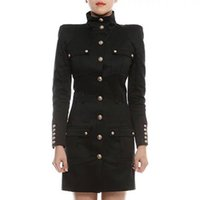 Balmain Women Winter Coats Women Clothes Trench Coat For Wom...