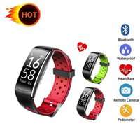 0. 96' ' OLED Screen Q8 IP68 Waterproof Smartband Hea...
