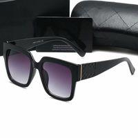 El diseñador de moda señoras de gran tamaño Flat Top Gafas luneta Femme mujeres cuadradas gafas de sol de las mujeres de la vendimia del marco vidrios de sol grandes