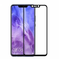 Full Cover Tempered Glass For Huawei Mate 20 Lite Oneplus 6 ...