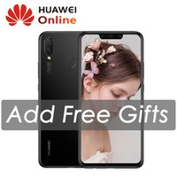 Original Global Rom Huawei P20 Lite Nova 3e 4G LTE Mobile ph...