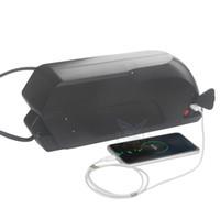 Livraison gratuite batterie haute qualité de l'UE AU US 36V vélo batterie 11AH au lithium-ion pour le moteur 350W 500W + Chargeur