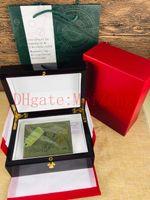 Luxo Offshore Relógio Caixa Original Caixa Original Papers Wood Boxes Bolsa para AP Audeemars. P.iguet. assistir a caixa