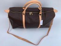 54 cm de diseñador de la marca Hombres Mujeres Equipaje Bolso SportOutdoor Packs Hombro Bolsos de viaje Messenger Bag Totes Bolsos Bolsos Unisex Bolsos Bolso