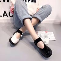 Последняя мода Повседневная обувь Женская обувь для досмотра с вишнями высокое качество роскошные дизайнерские туфли размер 35-40 модель HY03