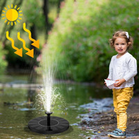 7V Solar Fountain Watering kit Power Solar Pumps Pool Pond S...