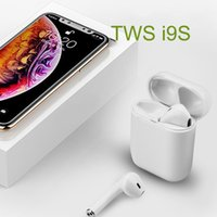 Wireless Bluetooth Twins Earbuds Earphones i9S HIFI Stereo S...
