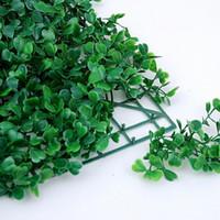 25*25cm Artificial Lawn Turf Plants Artificial Grass Lawns Carpet Sod Garden Decoration House Ornaments Plastic Turf Carpet EEA1
