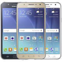 Original Samsung a rénové Galaxy J7 J700F Dual Sim 5,5 pouces LCD OCTA COE 1.5GB RAM 16GB ROM pas cher 4G LTE TÉLÉPHONE ANDROID DHL 5PCS
