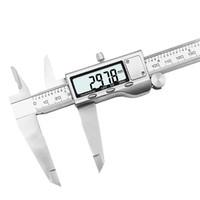 Оптовая 0-150mm из нержавеющей стали Измерительные инструменты Электронный цифровой штангенциркуль