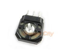 Preto para ps4 xboxone substituição analógico 3d joystick micro mini interruptor do eixo resistores para playstation 4 controlador xbox one
