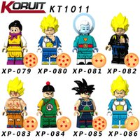 DHL Dragon Ball Building Block Set Models Toys 24 Styles 4. 5...