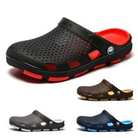 men sandals 2019 Summer Sandals Fashion Hollow Out Breathabl...