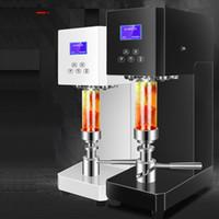 bere acqua bolla latte macchina negozio di tè semplice tenuta tazza macchina 220V commerciali possono tenuta latta di bevanda di tenuta della macchina