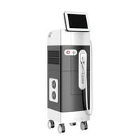 2020 cabelo salão equipamento estacionária único comprimento de onda de 808 indolor diodo permanente máquina de remoção de cabelo do laser com barras de laser Alemanha