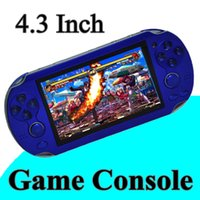 4GB Double Rocker Game Console 4. 3 Inch PMP Handheld Game Pl...