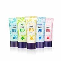 Holika Holika Petit BB 30ml 5 types lumineux et brillant humidité Clearing BB Crème DHL Livraison