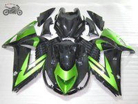 carenados molde de inyección para Kawasaki Ninja ZX14R 2006 2007 2008 ZX-14 kits 06 07 08 ZX 14R motocicleta de carreras de carretera china carenado