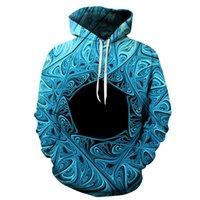 E-Baihui 2020 Vortex Black Hole цифровая печать 3D Мужская с капюшоном свитер, европейский и американский горячий Сыпучие TopMT006
