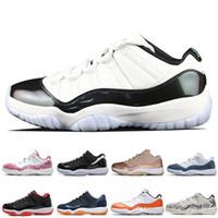 الشحن المجاني 11 11S منخفضة عيد الفصح أحذية كرة السلة للرجال الكون Sneakeskin كول رمادي الأشعة تحت الحمراء 23 رجل امرأة الرياضة أحذية رياضية الولايات المتحدة 5،5 حتي 13
