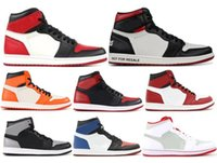 High Quality 1s NOT FOR RESALE Banned Shadows Basketball Sho...