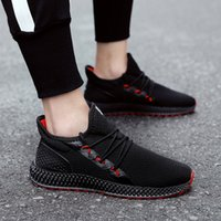 Baideng Cheap Male Sports Shoes Breathable Mens Sneakers Lac...