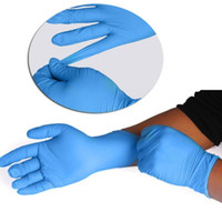 100PCS Gloves Disposable Household Protective Gloves Kitchen...