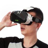 Originale FIIT 3FMini VR Anti Lens Blu Auricolare Versione Virtual Reality Box Occhiali 3D Caschi Smartphone per il telefono Android smart