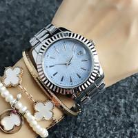 패션 M 디자인 브랜드는 여성의 소녀 간단한 스타일 날짜 달력 금속 스틸 밴드 석영 손목 시계 M71 시계