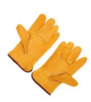 قفازات حماية العمل سلامة قفازات جلدية لحام Out152