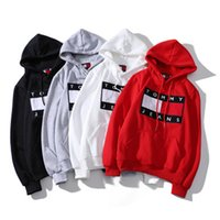 Male Hoodie Europe and The United States Classic Fashion Lux...