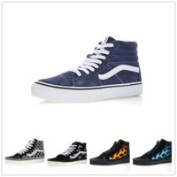 Acquista Casual Di Scarpe Moda Vanses Old Skool Corsa Da IY6gvf7yb