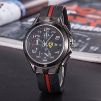 New Mens luxury watches brand Ultra- thin fashion watch For m...