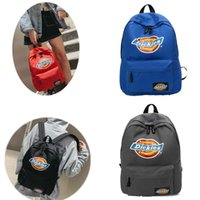 Dickies Womens Backpack College Bag Small Size Large Capacit...