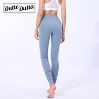 Womens Athletic Dancing Leggins Deporte Yoga Pantalones Ropa deportiva de mujer de cintura alta Fitness Flex Tight Correr Gimnasio Leggings Activewear