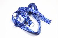 6FT algodão misturado de poliéster Ioga tiras impressas Exercício Ioga cintas com D-ring