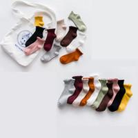 2019 Mode Femmes socquettes Loisirs dentelle pour les bonbons femmes Calcetines Socken Envoi gratuit WD951024