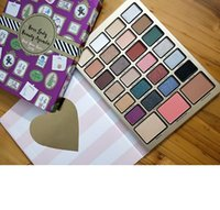 Neueste! Chef-Dame Beauty Agenda Lidschatten lassen Sie sich nicht heute eine Verschwendung von Make-up seine Wasserdicht Matte 27 Farbe Lidschatten-Palette