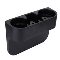 Universal-Becherhalter-Auto-Auto-LKW-Nahrungsmittelwasser Berg Getränkeflasche 2 Stand Telefon Glove Box New Car Interior Organizer Car Styling