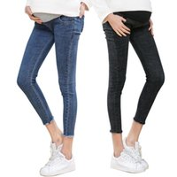 Ninth Pants Maternity Clothes Maternity Jeans For Pregnant W...
