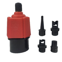 Pump Kayak Clique Adapter Set Air Inflatable Rubber Boat Nylon Surf Paddle Canoe