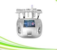 6 في 1 التردد الراديوي تشديد الجلد RF التجويف 80K آلة التخسيس سبا نظام التجويف فراغ