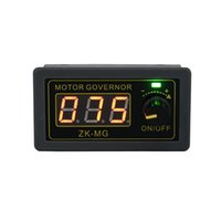 High Power PWM DC velocità del motore regolatore 5V 12V 24V Motor Governatore LED Dimming Ciclo di frequenza variabile Motor Controller