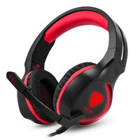 Gaming Headset per PS4, Xbox One, Nintendo Switch, 3.5mm Wired Bass Noise Cancelling Cuffie Over-Ear con microfono Spedizione gratuita