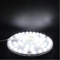 Lámparas de techo LED Bombilla de tubo 2D Fuente reemplazable de la bombilla europea Luz de la potencia completa Pulpo Octopus Luz Energía Ahorro Inicio Indoor CE RoHS