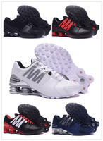 OSHOX AVENUE 803 2018 new cheap Men Classic Avenue 803 Deliver Oz Chaussures Femme Running Shoes Sports Trainer Tennis Cushion Designer Sneakers 40-46 TO116