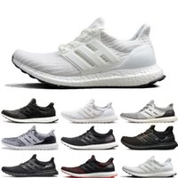 UB 3.0 4.0 Triple Noir Blanc CNY Oreo Hommes Femmes Running Chaussures Multicolore Ultra Primeknit Chaussures De Sport Baskets Taille 36-45