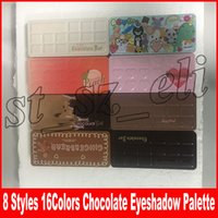 8 styles Faced Sweet peach Makeup Eye Shadow White Chocolate...